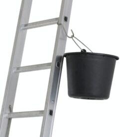 Ladder met schildershaak
